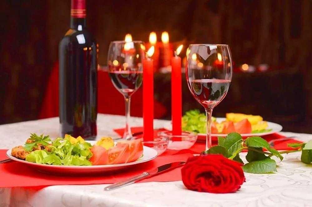 Как сделать романтический ужин для любимой девушки дома