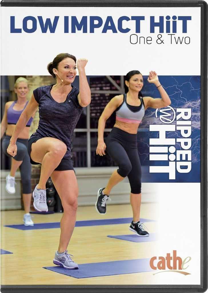 X10: пять жиросжигающих тренировок с кейт фридрих для всего тела