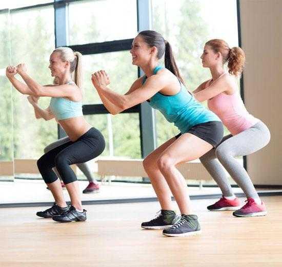 Самые эффективные упражнения от целлюлита на ногах и попе в домашних условиях
