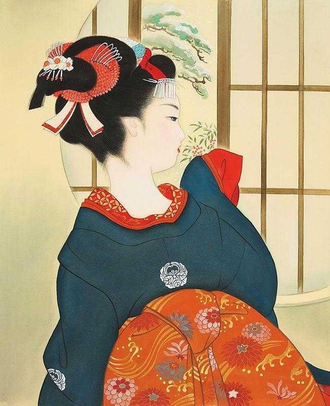 Чему стоит поучиться у японских гейш? искусство любви