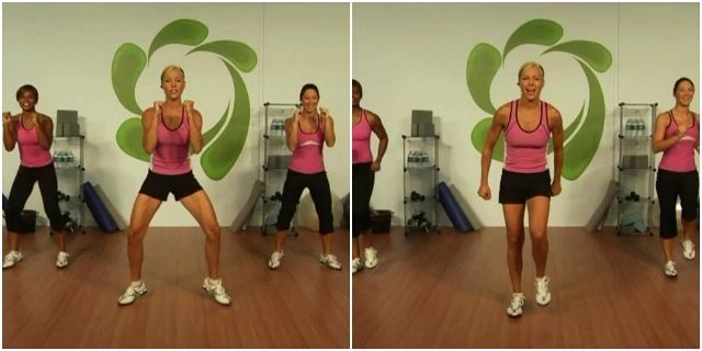 Less is more cardio: качественная кардио-тренировка с синди уитмарш