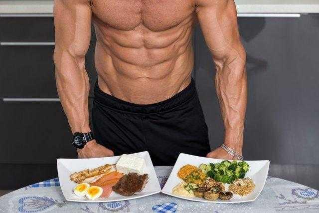 Мужская диета для похудения в домашних условиях: меню на неделю