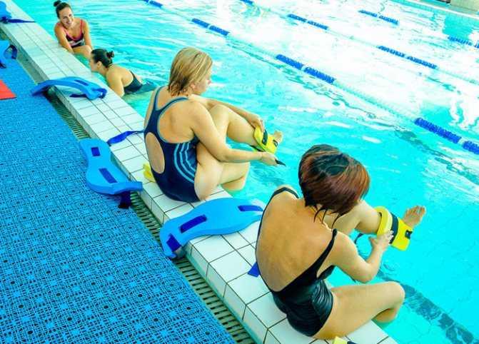 Помогает ли плавание похудеть: стройность с помощью воды
