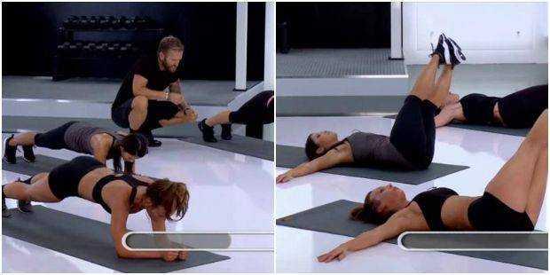 Пилатес дома с сюзанной боуэн: сделайте тело стройным