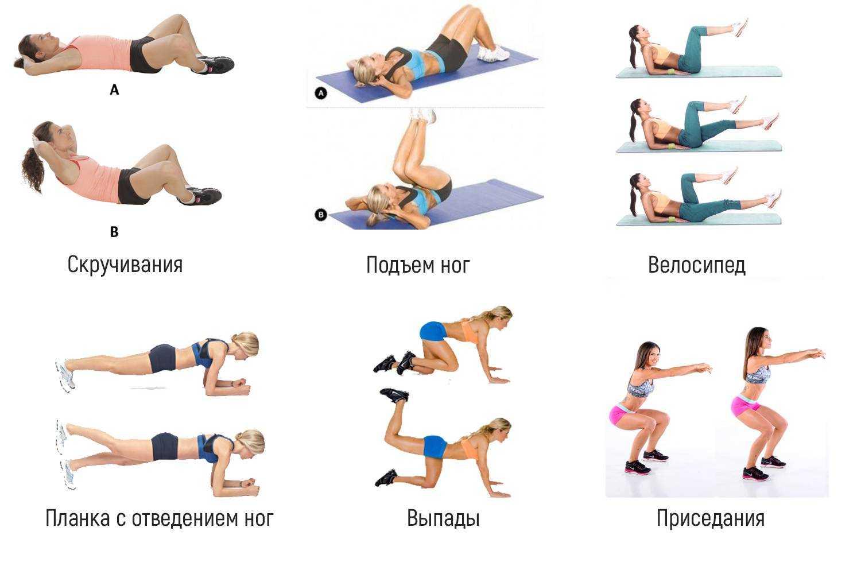Топ-20 упражнений на растяжку задней поверхности бедра