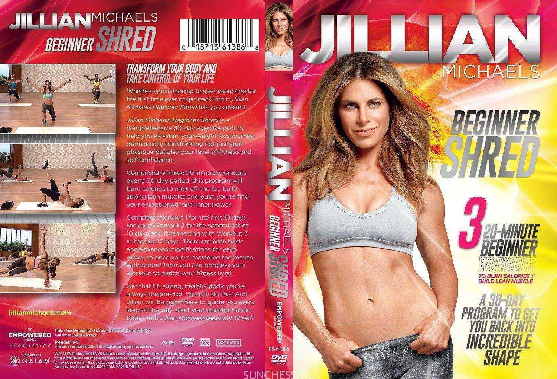 Джиллиан майклс: революция тела (body revolution) тренировки с видео