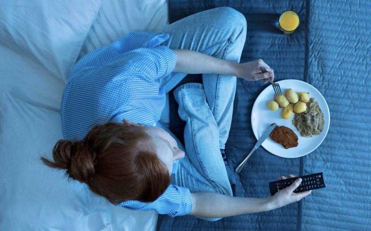 Что можно есть на ночь при похудении, какие продукты