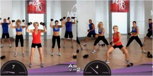 Peak 10 Cardio: кардио-тренировка от Мишель Дозуа