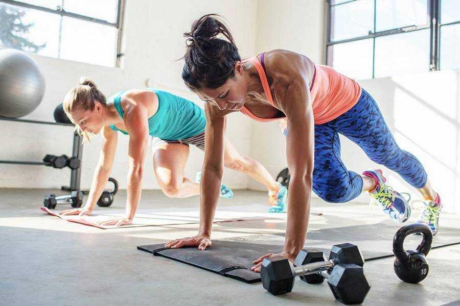 Тренировки дома для девушек для похудения эффективный план упражнений