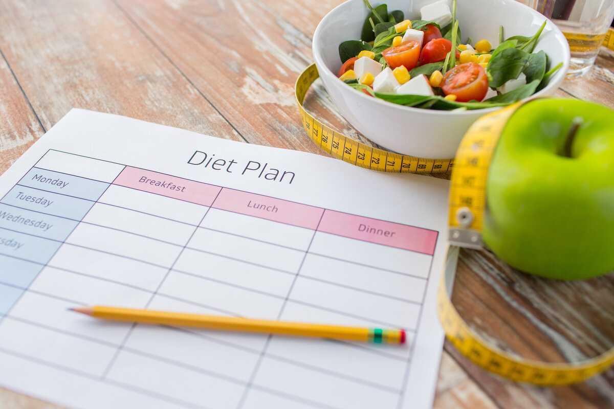 6 принципов снижения веса, которые позволят забыть о подсчете калорий