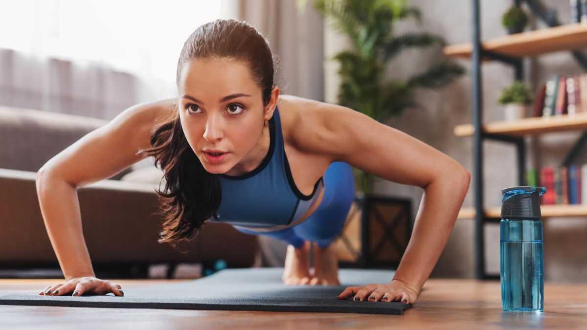 Табата-тренировки – это один из самых эффективных способов похудеть Предлагаем вам 10 готовых планов упражнений с гифками для всех уровней подготовки