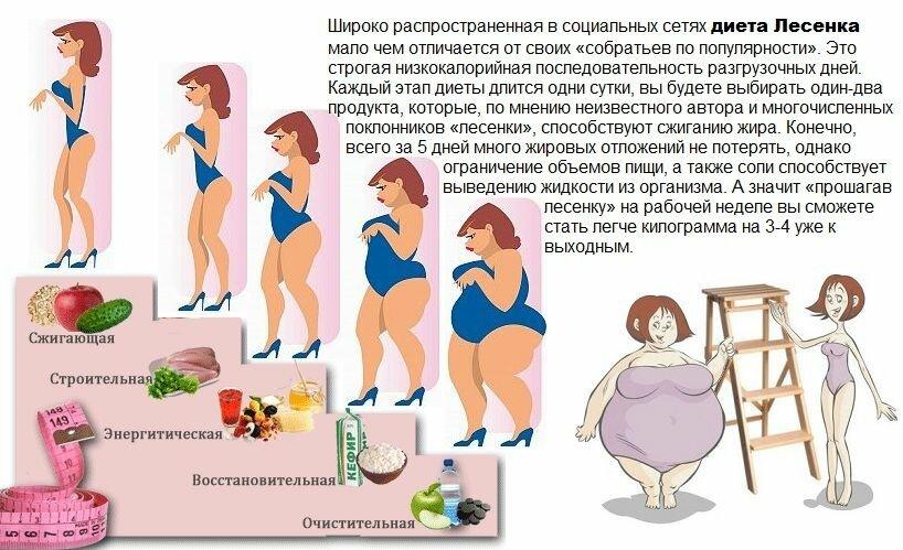 6 главных правил для похудения для женщин и мужчин – с чего начать