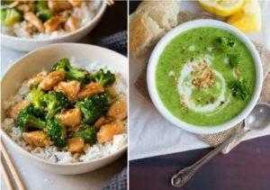 Брокколи в духовке — 10 рецептов приготовления запеченной брокколи