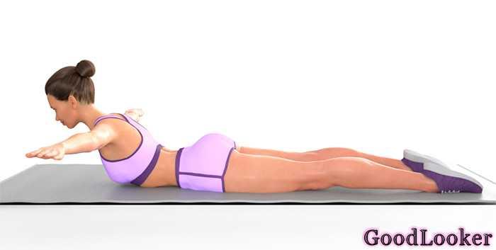 Топ-10 упражнений для живота для начинающих (с фото)