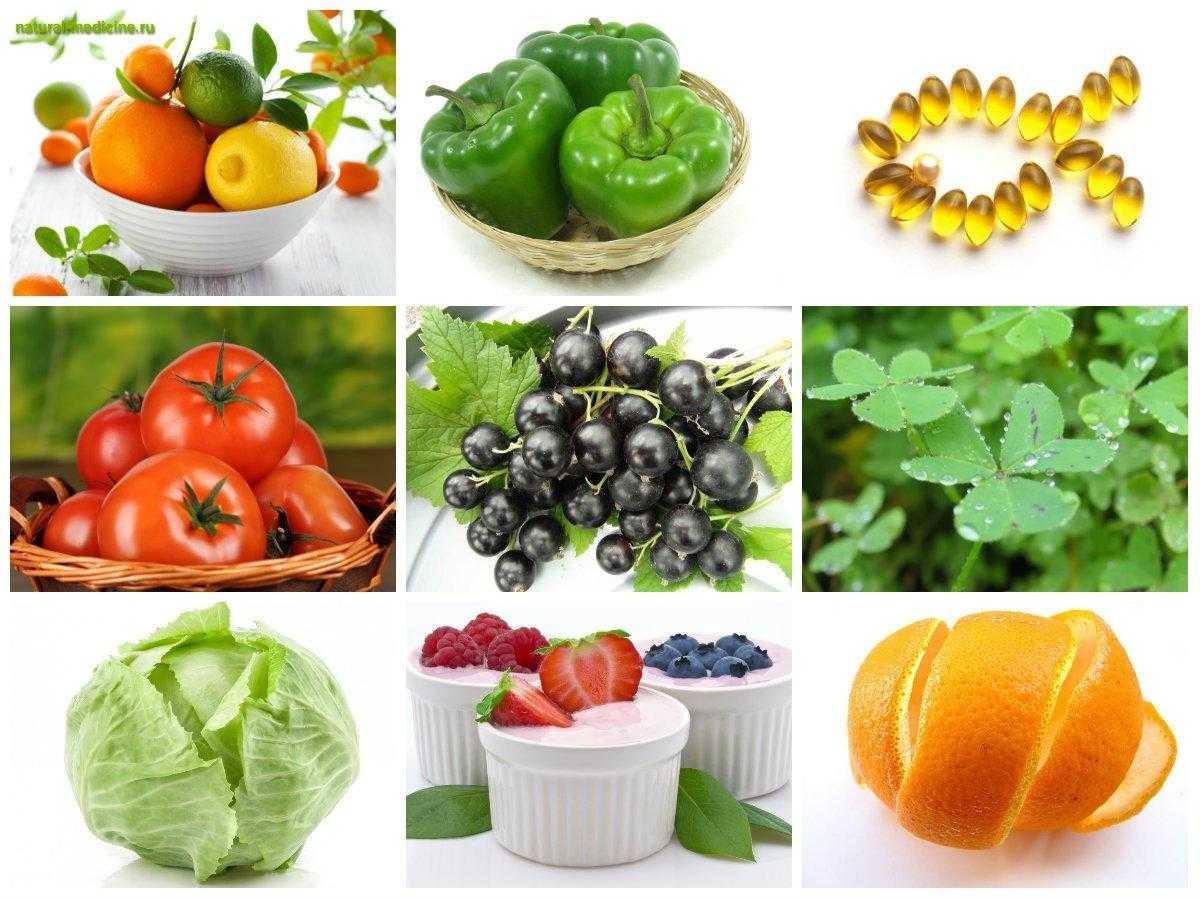 Какие витамины нужны зимой женскому организму