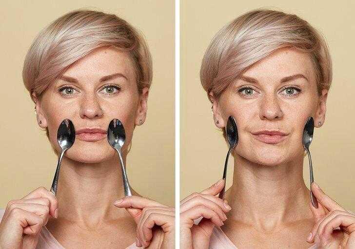 Как подтянуть овал лица в домашних условиях: самые эффективные средства, маски, процедуры