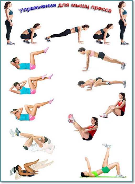 Обзор тренировок дениз остин: часть вторая