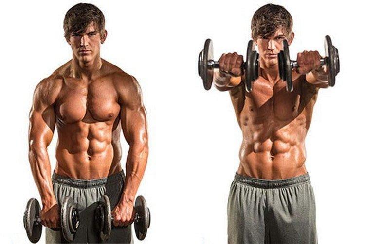 Упражнения на трицепс позволят эффективно накачать трехглавую мышцу плеча и не получить при этом травм Подборка упражнений, техника, график тренировок