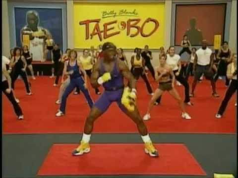 This is tae bo: кардио-тренировка на основе тай-бо с билли блэнксом
