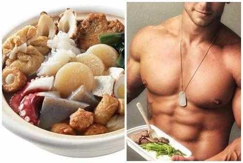 Правильное питание для мужчин 30, 40, 50 лет: меню и рацион