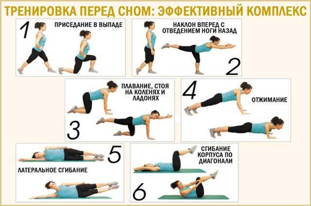 Йога перед сном для начинающих, вечерняя йога от бессонницы