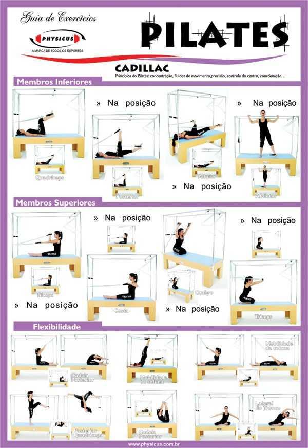 Предлагаем вам 5 эффективных программ для занятий пилатесом в домашних условиях Тренировки ведет эксперт в области пилатеса Лара Хадсон