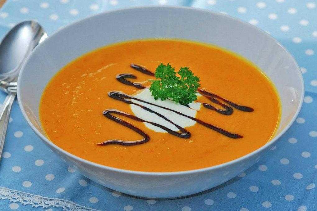 Тыквенный суп пюре рецепт с курицей