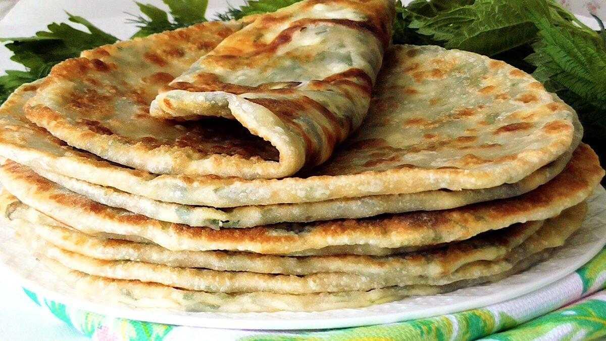 Ламаджо армянские лепешки рецепт с фото пошагово и видео - 1000.menu