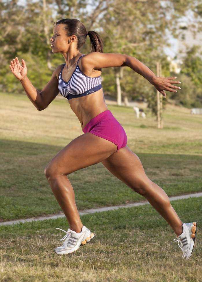Какие мышцы работают при беге — подробный разбор анатомии ног