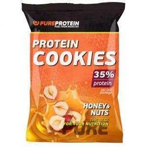 Протеиновое печенье для поддержания хорошей фигуры