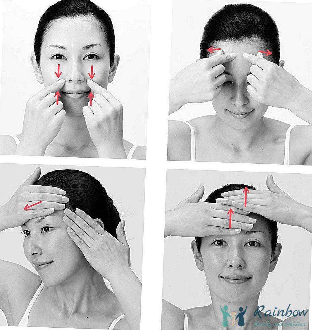 Как делать лифтинг-маски для лица в домашних условиях