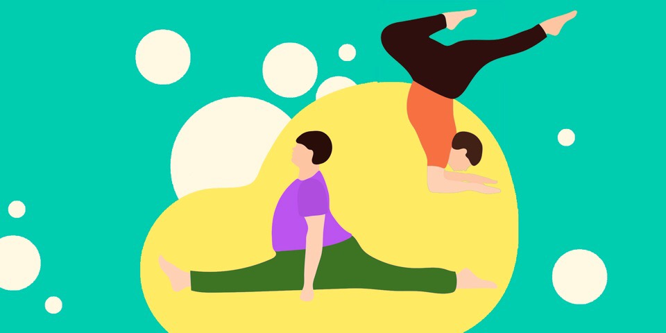 7 упражнений, которые помогут похудеть