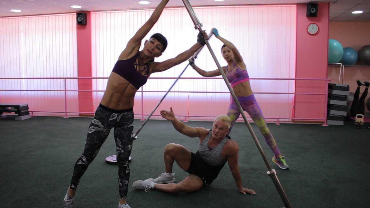 12 тренировок для бедер и ягодиц без прыжков от gymra