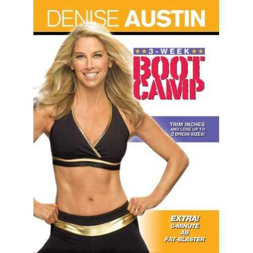 Дениз остин: тренировочный лагерь. описание, отзывы.