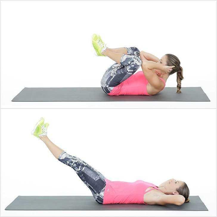Статические упражнения для женщин   лучшие комплексы в домашних условиях