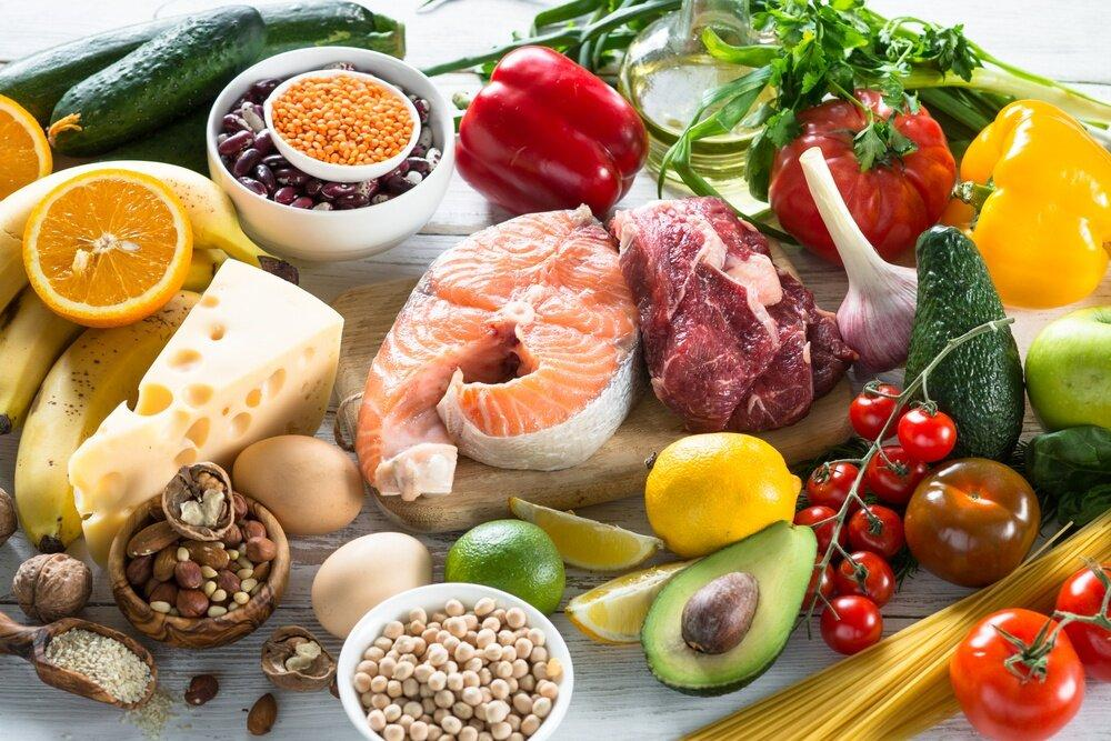 10 правил сбалансированного питания