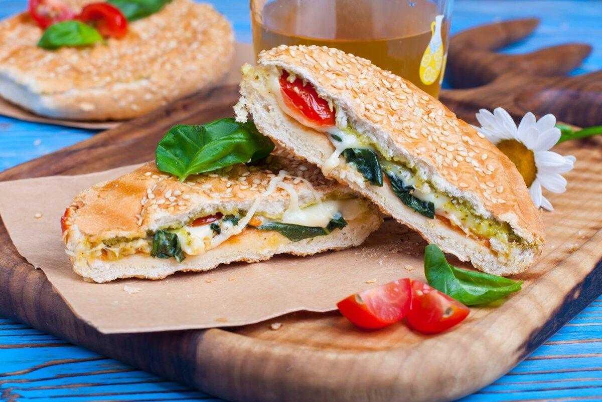 Торт сендвич - рецепт приготовления с пошаговыми фото