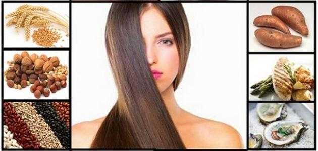 Рацион питания для предотвращения выпадения волос