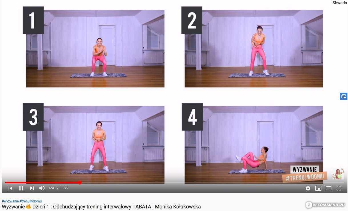 Разбираем упражнения, соответствующие протоколу Табата В чем суть такого интервального тренинга и подходит ли он для похудения