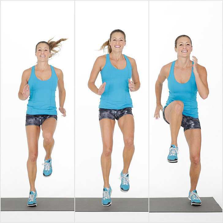 Топ-10 несложных упражнений для стройных ног без приседаний (для самых начинающих)