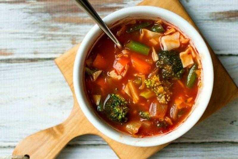 Крем-суп (более 100 рецептов с фото) - рецепты с фотографиями на поварёнок.ру