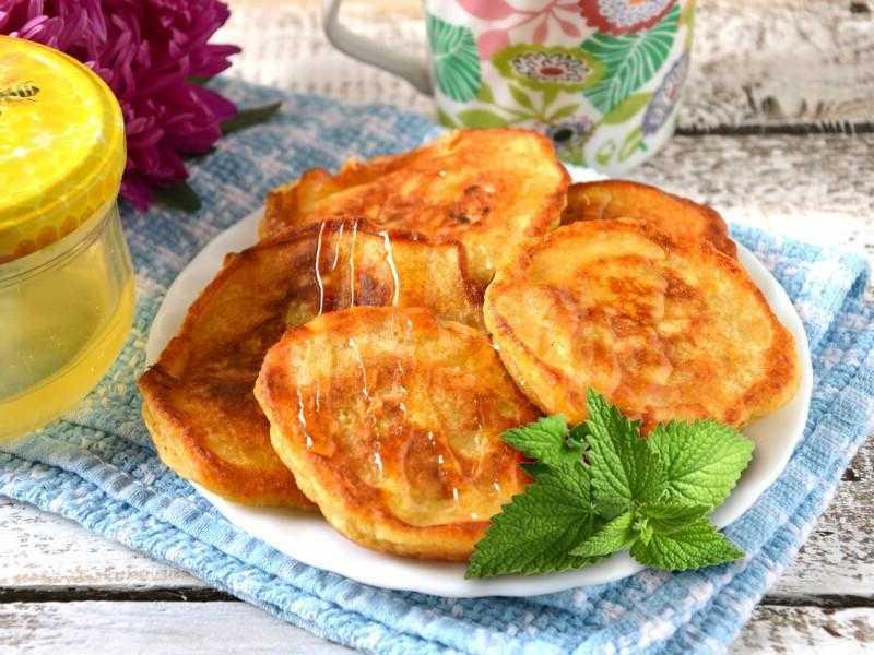 Оладьи из тыквы – простые и вкусные рецепты