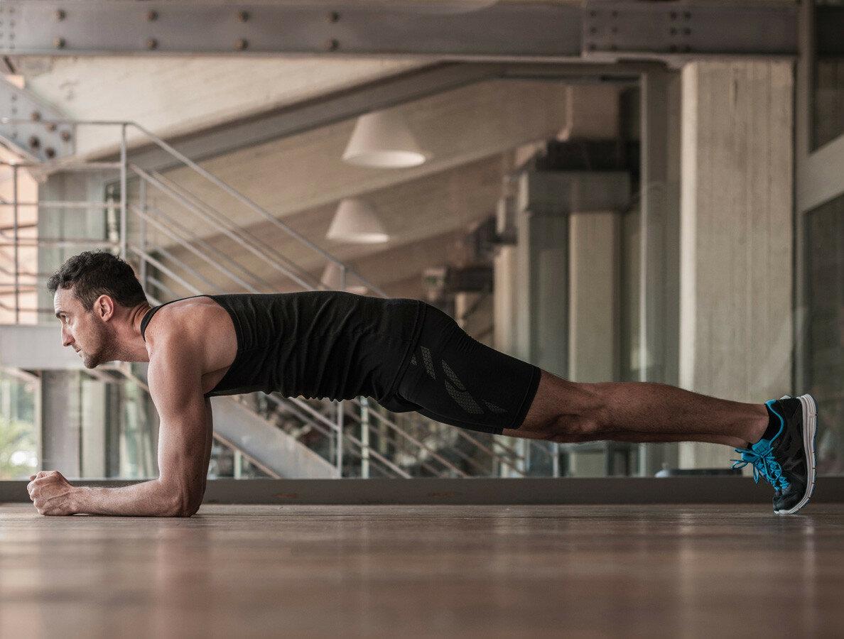 Польза изометрических упражнений в домашних условиях