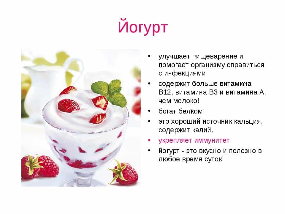 Все ли йогурты полезны?