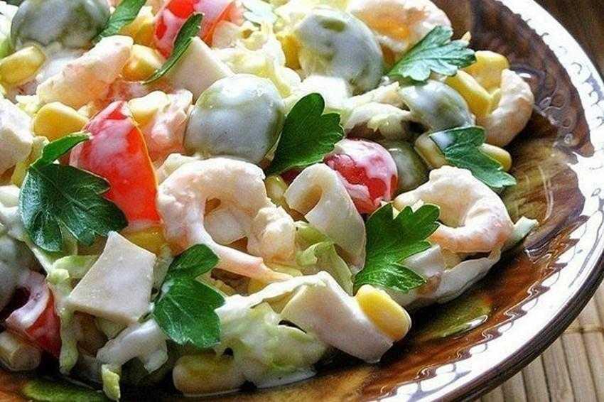 Cливочный рыбный cуп с морепродуктами – кулинарный рецепт