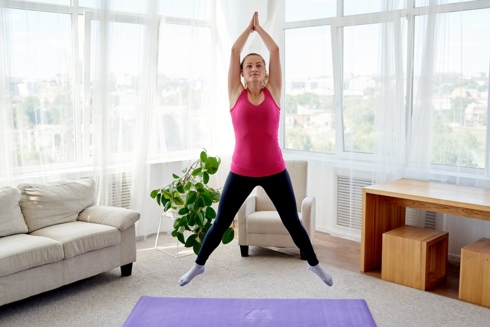 3 готовых плана тренировки для похудения дома (с ФОТО)