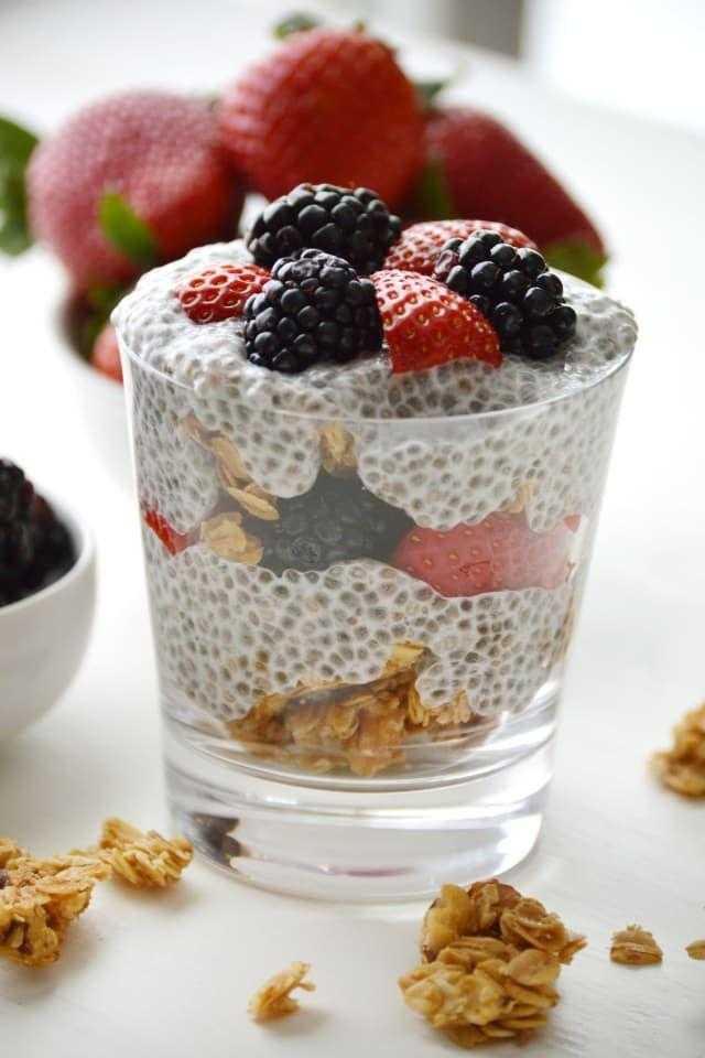 Как и что готовить с семенами чиа Чиа – растение рода Шалфей Суперфуды: 5 сбалансированных блюд с семенами чиа Рецепты завтраков, смузи, десертов и пудингов с семенами чиа