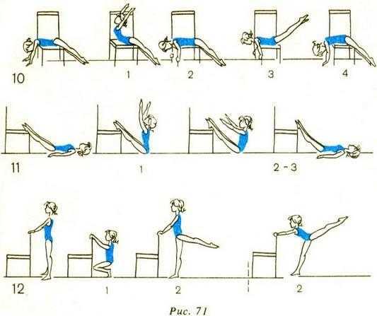 Зарядка в офисе: комплекс упражнений для всех частей тела (видео)