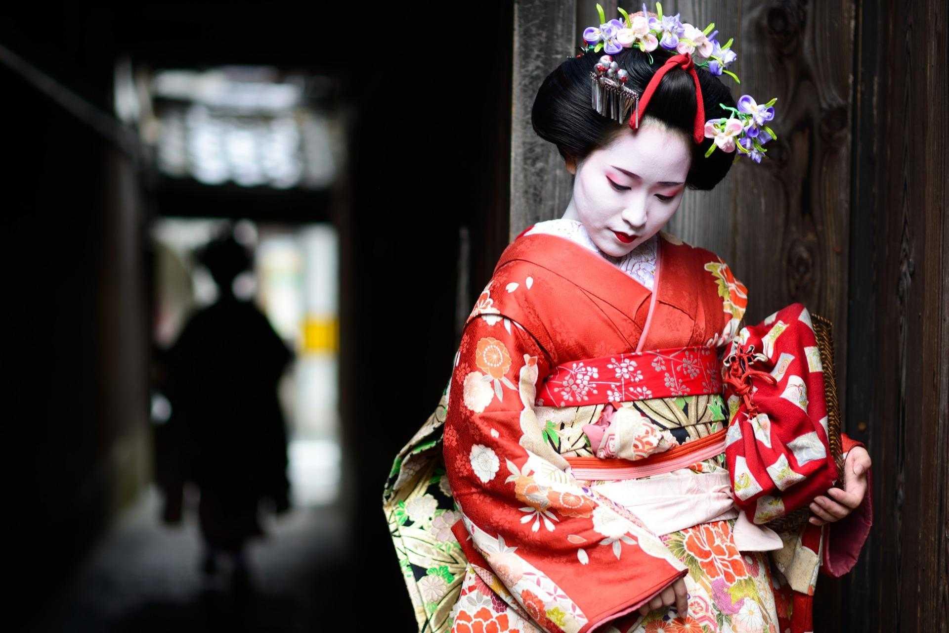 Секреты современной гейши