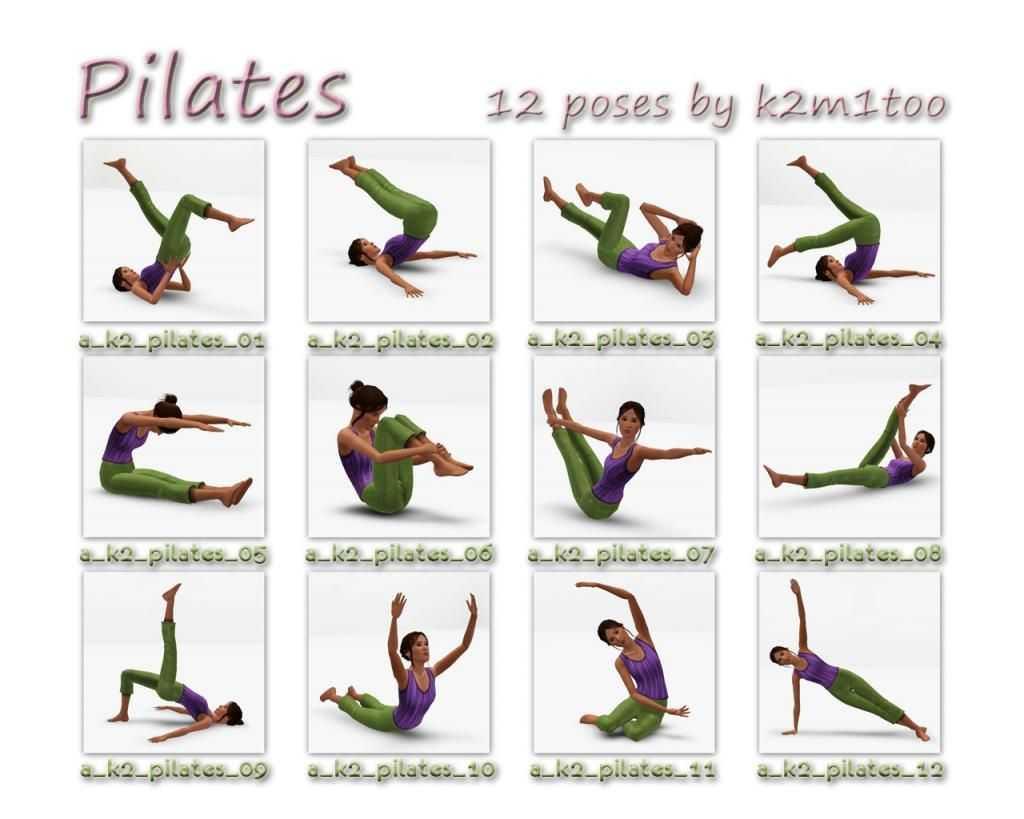 Укрепляем корпус по-новому: 12 пилатес-упражнений для пресса и спины